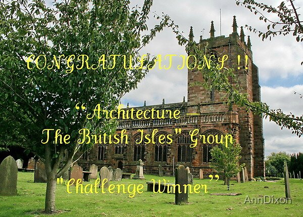 Banner for Architecture -British Isles by AnnDixon