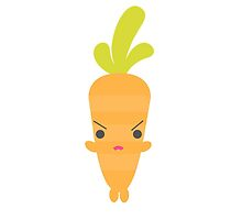 Hangry Carrot by sohangry