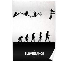 99 Steps of Progress - Surveillance Poster
