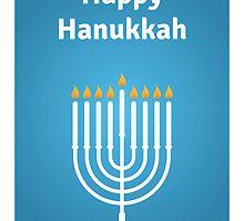 Happy Hanukkah by Alejandro Durán Fuentes