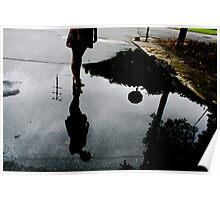 Add a little water Poster