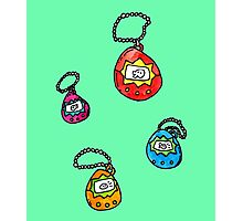 digital keychain pets Photographic Print