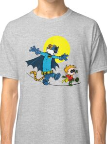 Funny Batman And Robin Classic T-Shirt
