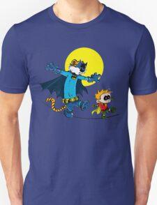 Funny Batman And Robin Unisex T-Shirt