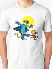 Funny Batman And Robin T-Shirt