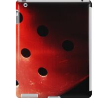 Red Eclipse  iPad Case/Skin