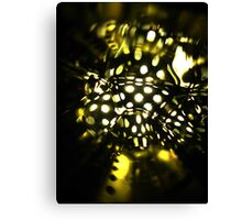 Mutant Die Canvas Print