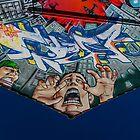 Bomb art by Trevor Middleton