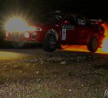 Scouts Rally SA 2015 - ARC Leg 1 (Crawford Night) - Guy Tyler by Stuart Daddow Photography