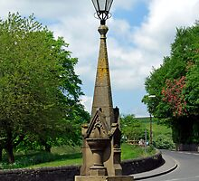 Drinking Fountain, Bakewell  by Rod Johnson
