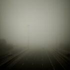 highway fog by Ian Ross Pettigrew
