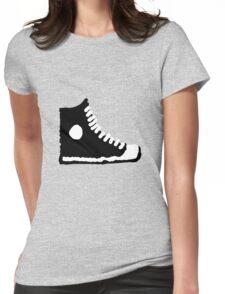 I love my chucks Womens Fitted T-Shirt