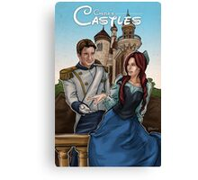 Castle's Castles Canvas Print