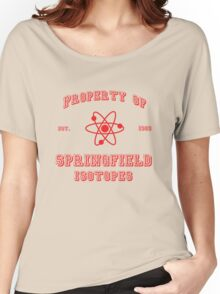 Isotopes Women's Relaxed Fit T-Shirt