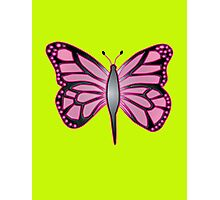Butterfly Barbie Photographic Print