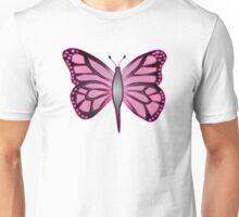 Butterfly Barbie Unisex T-Shirt