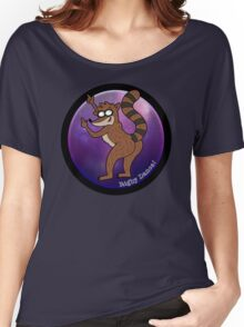 Rigby Dance (Regular Show) Women's Relaxed Fit T-Shirt