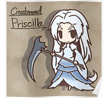 Cross breed priscilla Chibi version Poster