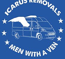 ICARUS REMOVALS by nimbusnought
