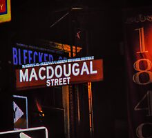 Bleeker Street by Paul  jenkinson