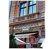 Slascicarna, Ljubljana, Slovenia Poster
