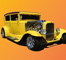 Yellow Rod by JohnDSmith