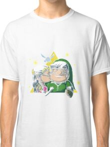 Legend Of Zelda - You Are My Greatest Adventure Classic T-Shirt
