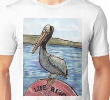San Francisco Pelican Unisex T-Shirt