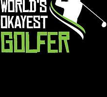 world's okayest golfer by trendz