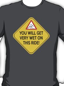 Wet ride T-Shirt