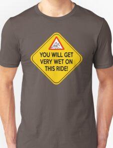 Wet ride T-Shirt