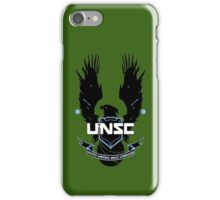 UNSC logo iPhone Case/Skin