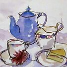 Quick Cuppa by Patsy L Smiles