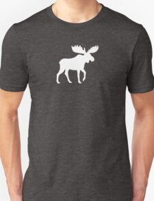 Moose Silhouette(s) T-Shirt
