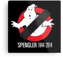 RIP Spengler Metal Print