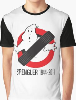RIP Spengler Graphic T-Shirt