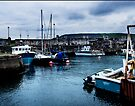 Carnlough Harbour by Yukondick