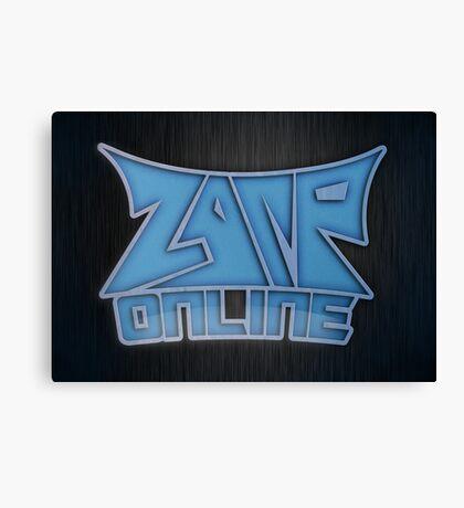 Zarp Online  Canvas Print