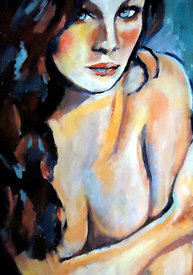 """Intimate silence II "" by Helenka"