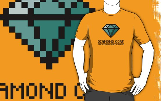 Diamonds Corp (colored) by hardwear