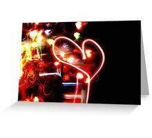 Love Light Greeting Card