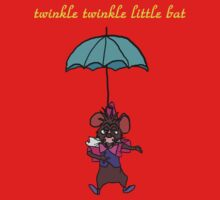 Twinkle Twinkle Little Bat Kids Clothes