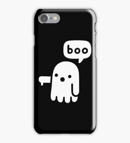 Ghost Of Disapproval iPhone Case/Skin