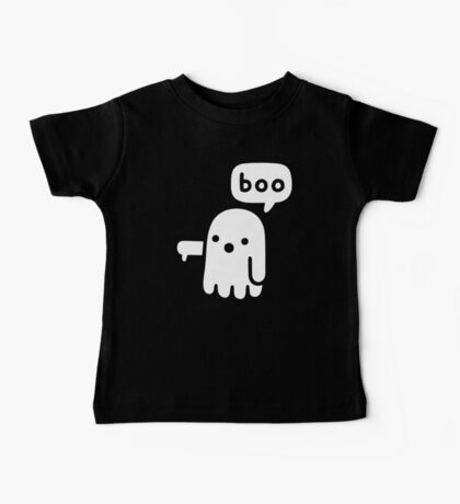 Ghost Of Disapproval Baby Tee