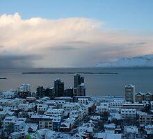 Reykjavik by Paul Roberts
