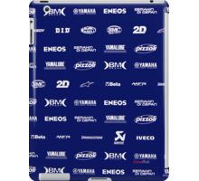 Yamaha interview banner iPad Case/Skin