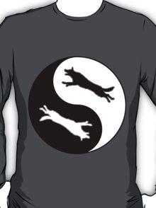 K9 YinYang T-Shirt