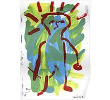 Zauberer Emmanuel Radnitzky Poster