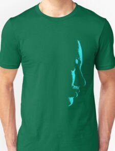 green face Unisex T-Shirt