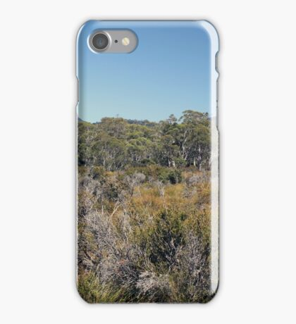 Trekking Tasmania iPhone Case/Skin